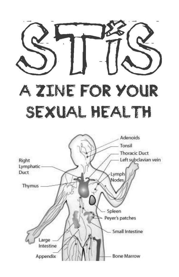 STIs: a zine for your sexual health